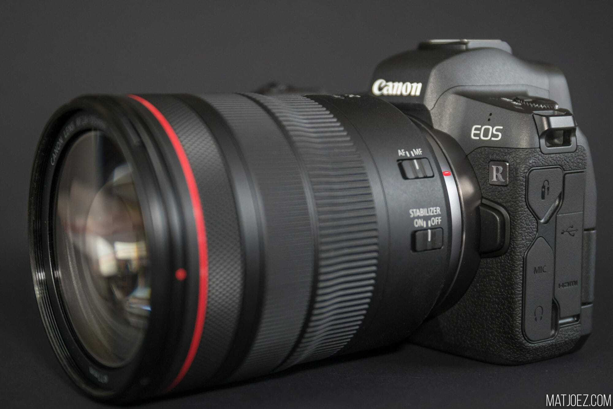 Canon EOS R by Matjoez