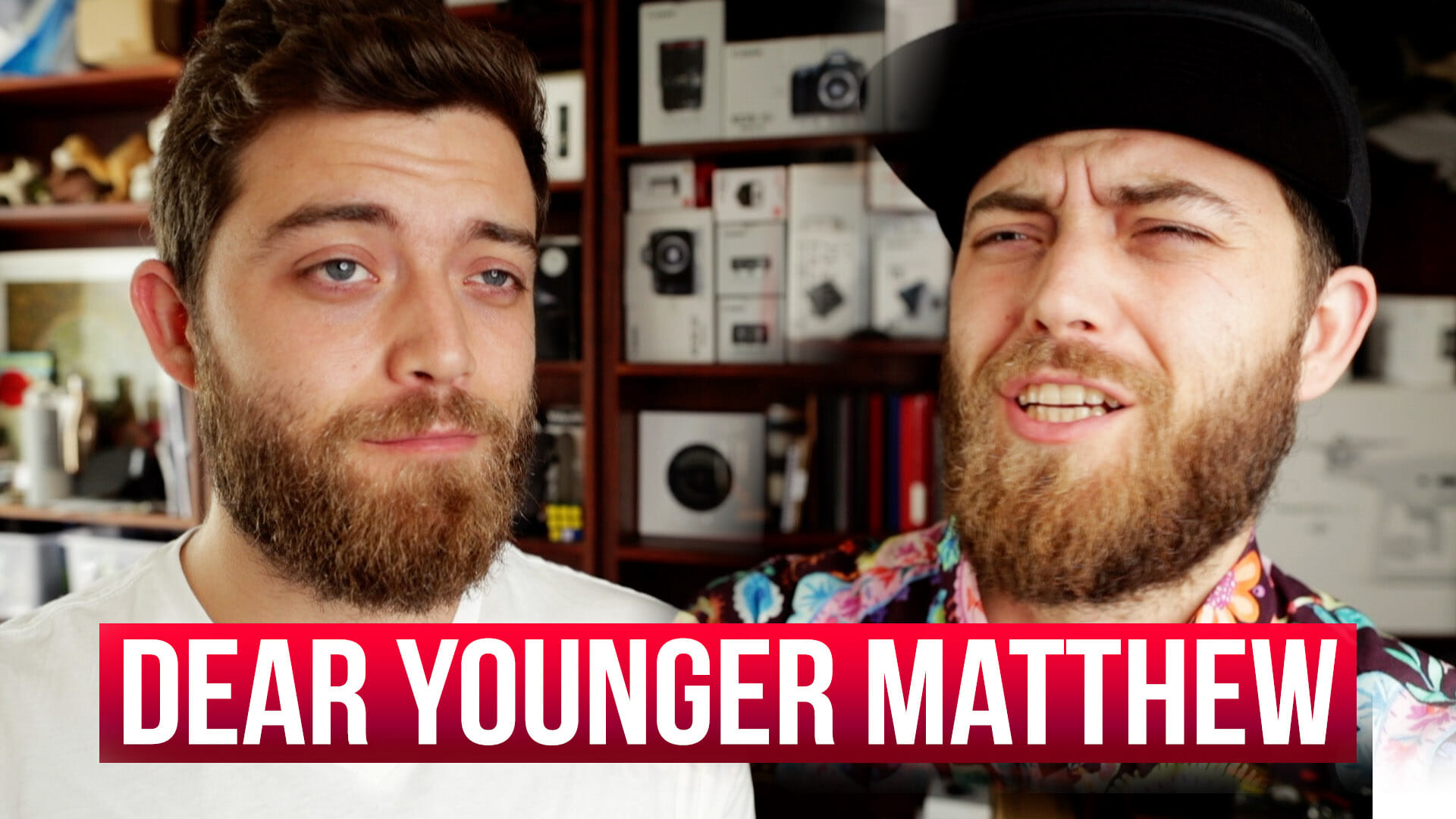 Ten tips to my younger self cover