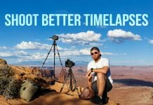 Shoot better timelapses