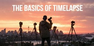 The basics of timelapse