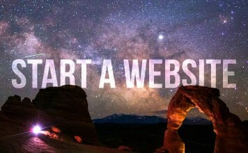How to start a website in 2020 cover image