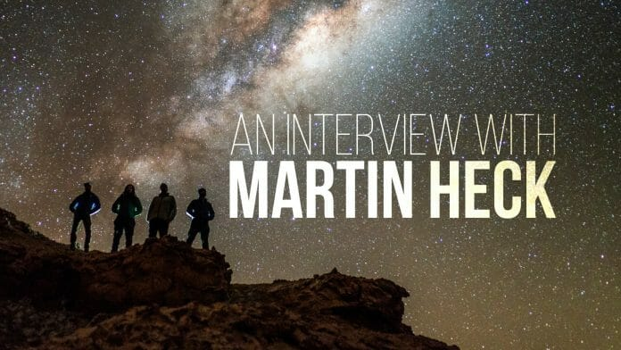 An interview with Martin Heck from Timestorm Films