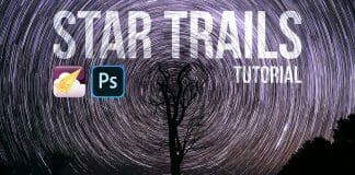 How to make star trails