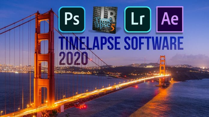 Timelapse software cover